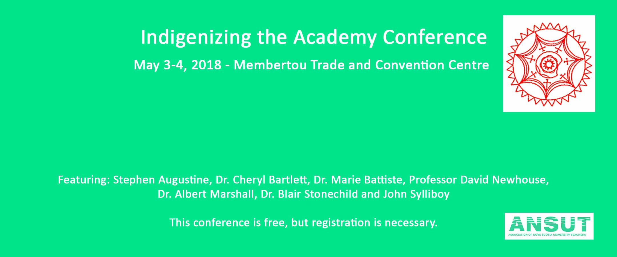 Conference - All Welcome